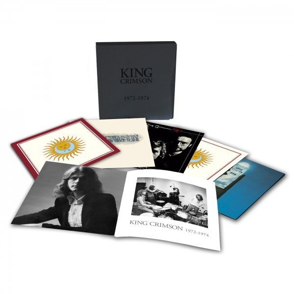 King Crimson - 1972-1974