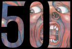 King Crimson 50th anniversary tour