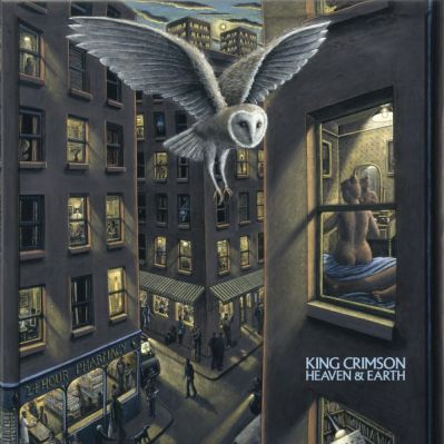 king crimson heaven earth