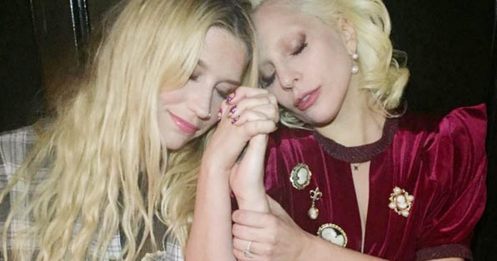 Kesha and Lady Gaga
