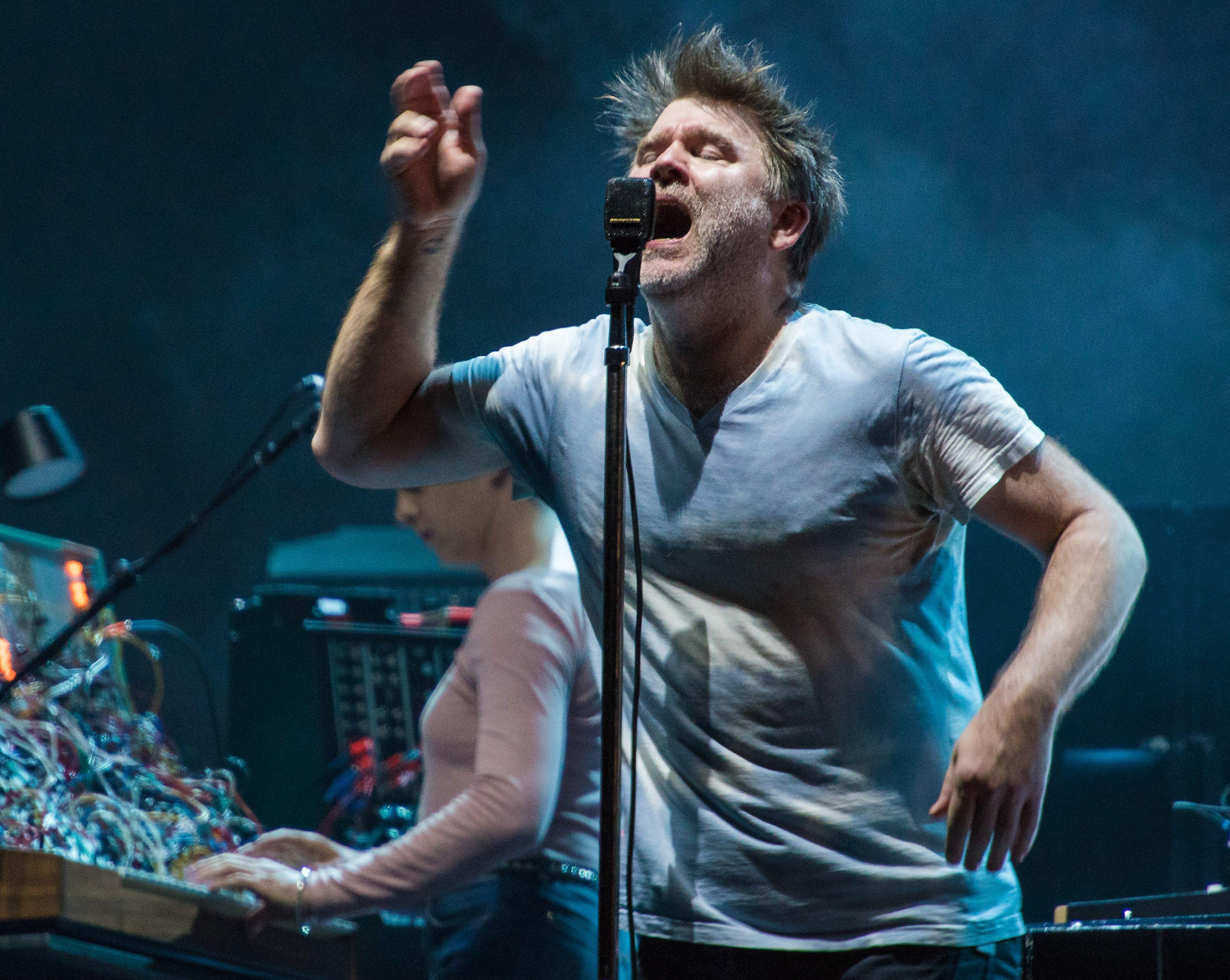lcd soundsystem live album release date