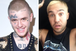 "Lil Peep Pete Wentz ILoveMakonnen ""I've Been Waiting"" new music release"