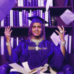 Lil Pump Harverd Dropout release date February 22nd + cover artwork