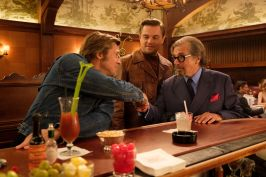 Brad Pitt, Leonardo DiCaprio, Al Pacino, Quentin Tarantino, Once Upon a Time in Hollywood, Vanity Fair, 2019