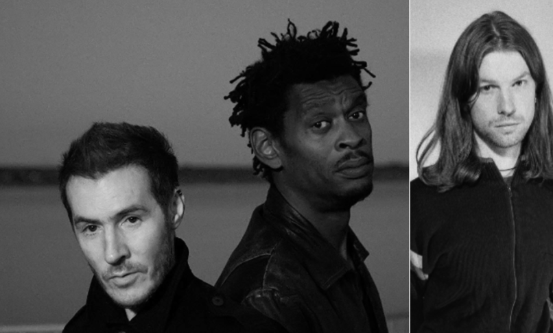 Massive Attack and Aphex Twin