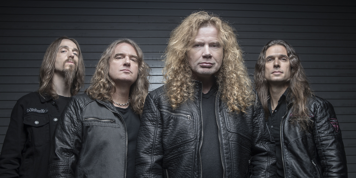 Megadeth's David Ellefson opens up about Dave Mustaine's cancer diagnosis