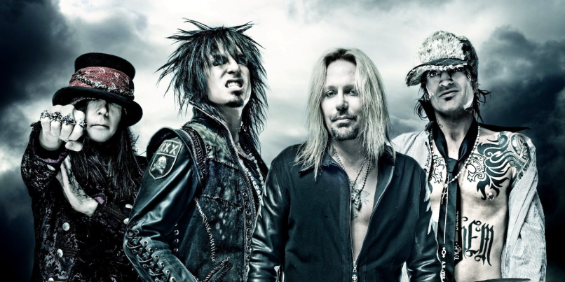 Motley Crue Unveil First New Song From The Dirt Soundtrack Stream