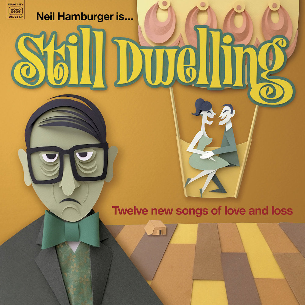 neil hamburger still dwelling album Neil Hamburger previews new album with The Luckiest Man In This Room: Stream
