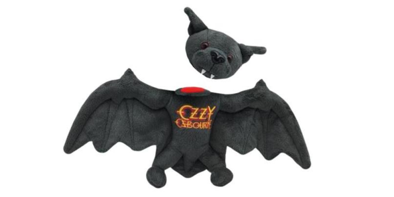 Ozzy Plush Bat Toy