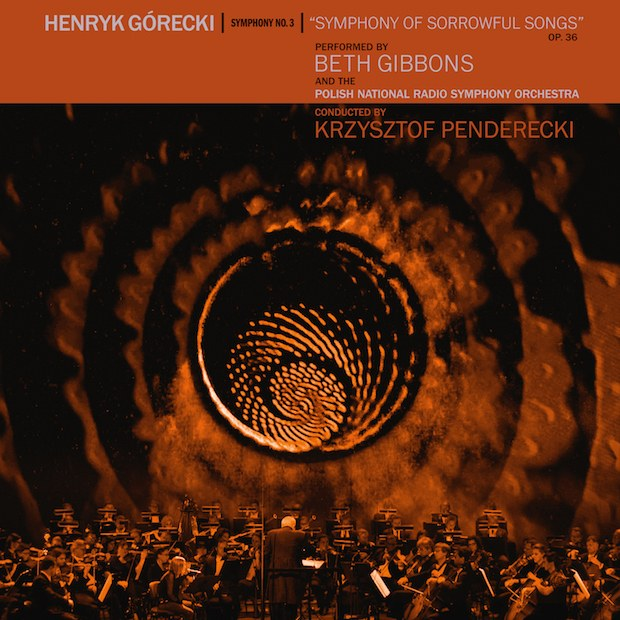 Beth Gibbons Gorecki Symphony 3 Penderecki album