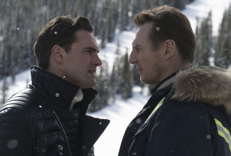 cold pursuit liam neeson action movie summit