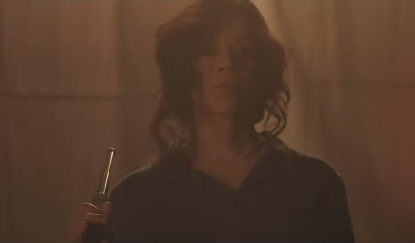 Rosie Perez as Renee Montoya Birds of Prey The Fantabulous Emancipation of One Harley Quinn