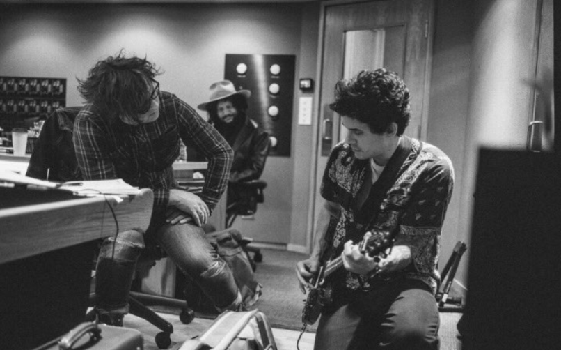 Ryan Adams and John Mayer