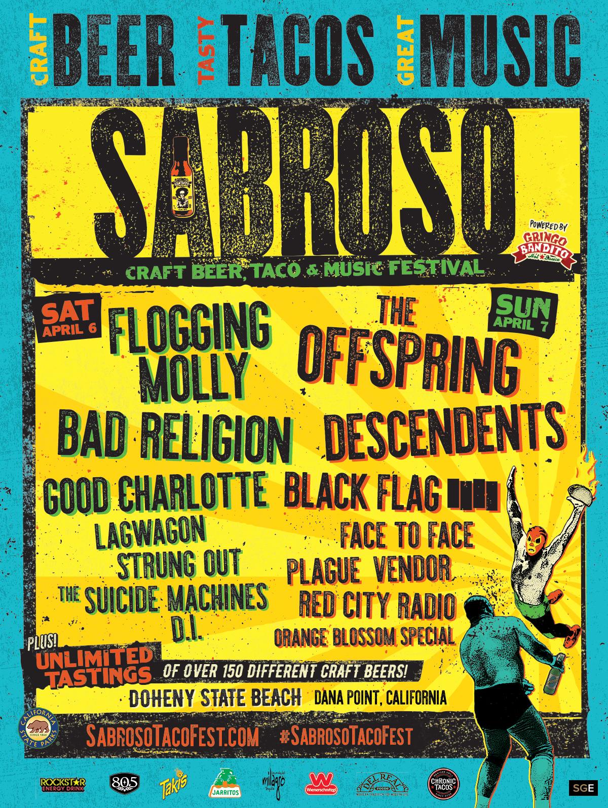 Sabroso 2019 Poster