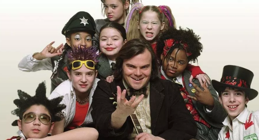 School of Rock Kids reunite