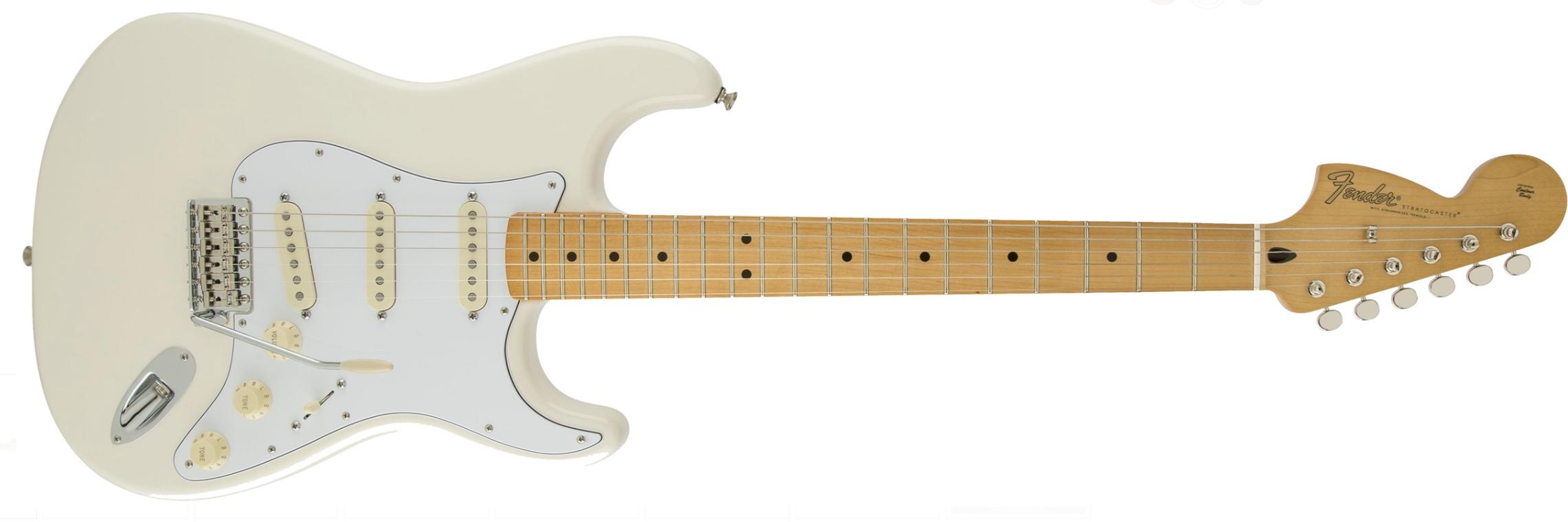 Win a Brand New Fender Jimi Hendrix Stratocaster!
