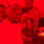 Kanye West leads G.O.O.D. Sunday Service gospel choir