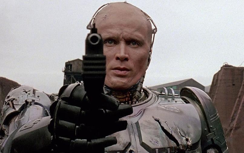 Peter Weller, RoboCop, Sci-Fi, '80s