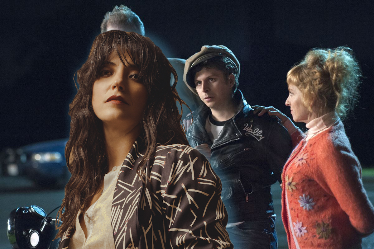 Sharon Van Etten (photo by Ryan Pfluger) and Michael Cera Twin Peaks Cameo Showtime