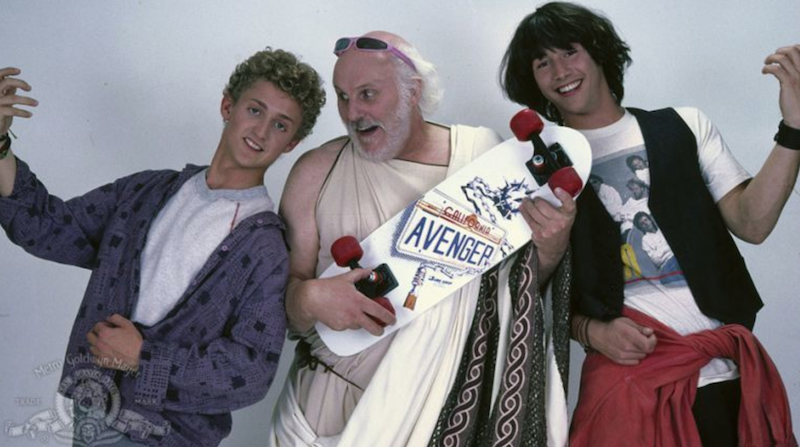 socrates bill and ted sego sucks shame origins wikipedia
