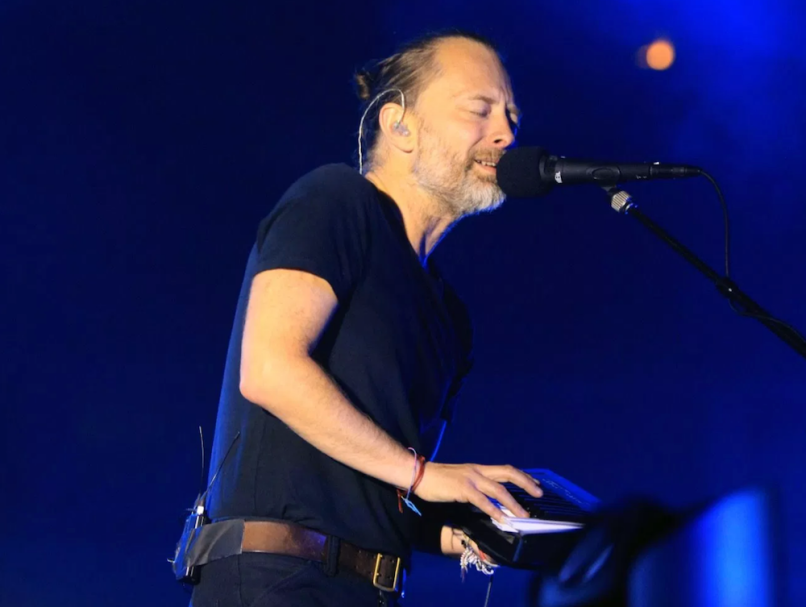 "stream radiohead b-side ""ill wind"" new song"