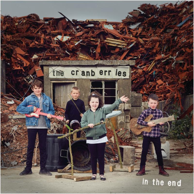 the cranberries in the end new album final The Cranberries share final album In the End: Stream