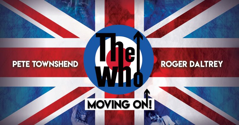 "The Who - ""Moving On! Tour"""
