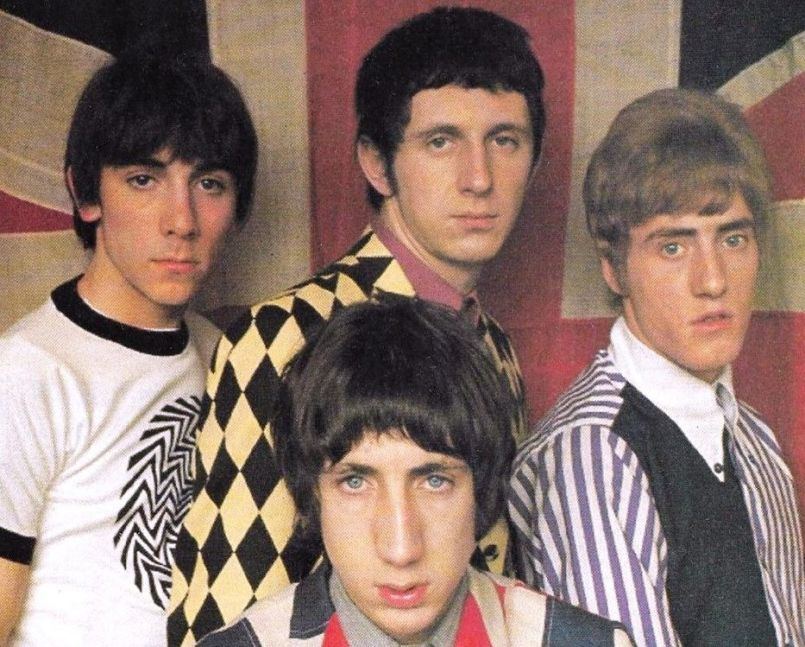 the who early years e1546971379439 Explore The Whos Discography Like Never Before