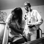 "Theophilus London and Tame Impala's Kevin Parker ""Whiplash"" new song stream"