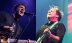 Third Eye Blind (Debi Del Grande) and Jimmy Eat World (Philip Cosores)