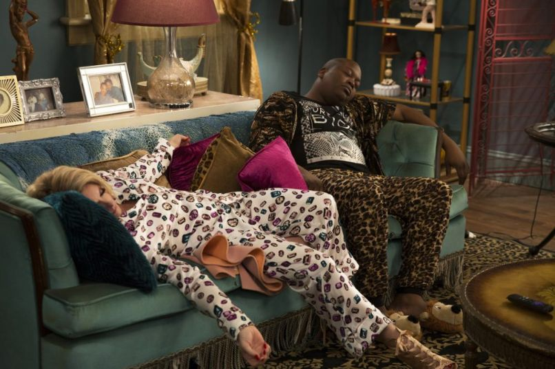 Tituss Burgess, Jane Krakowski, The Unbreakable Kimmy Schmidt, Netflix