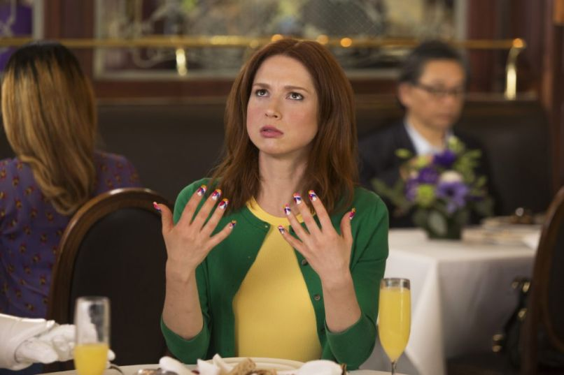 Ellie Kemper, The Unbreakable Kimmy Schmidt, Netflix, Comedy