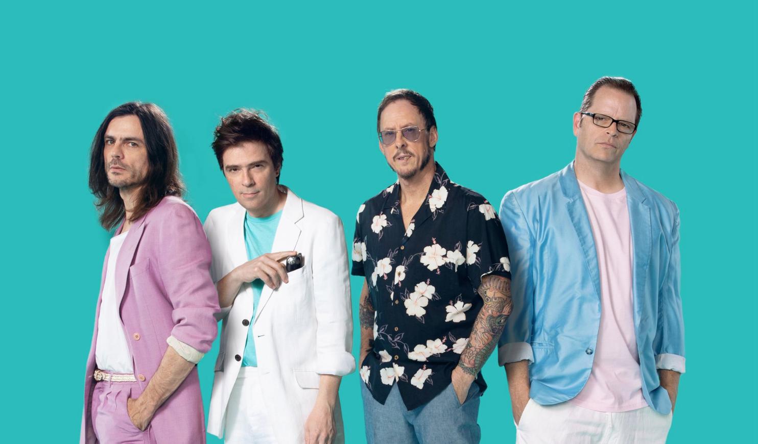 Weezer's Teal Album