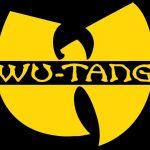 wu tang clan yellow logo classic