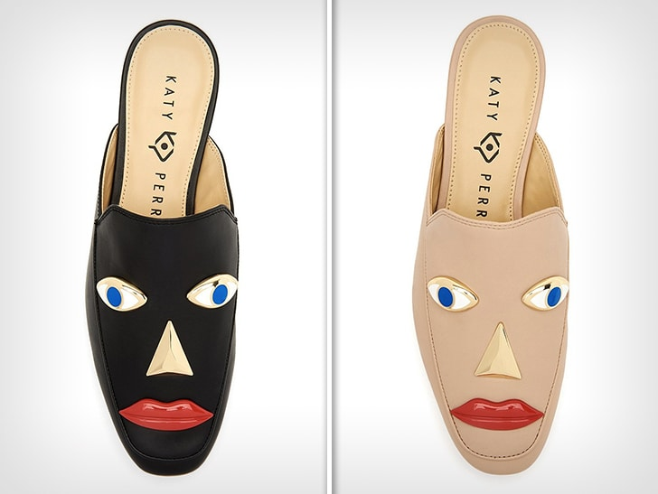Rue Face Slip On Loafers, Katy Perry