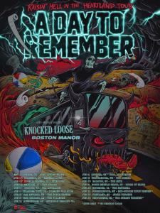 ADTR tour poster