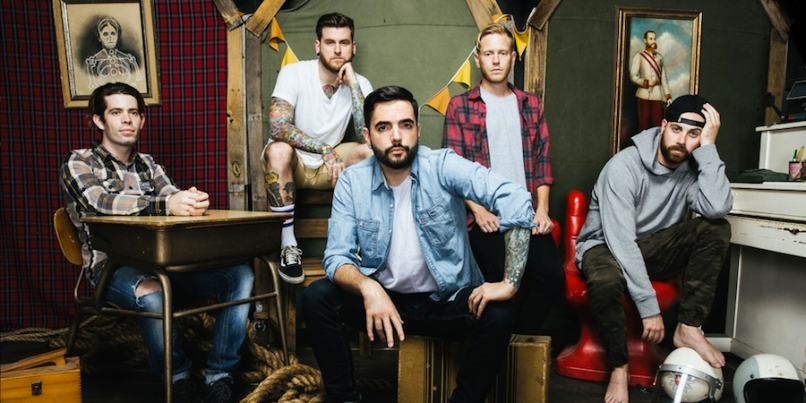 A Day To Remember fall 2019 tour