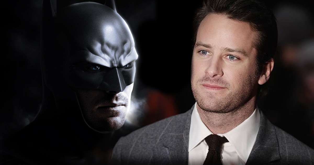 Armie Hammer as Batman