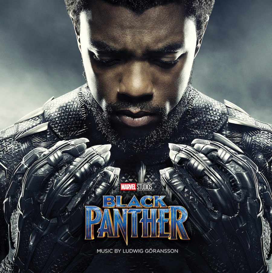 black panther score vinyl ludwig gocc88ransson contest giveaway win cover album artwork 1 Win the Oscar winning Black Panther score on vinyl
