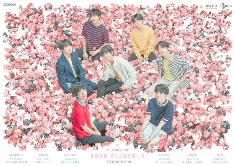 Bts Announces 2019 Stadium Shows