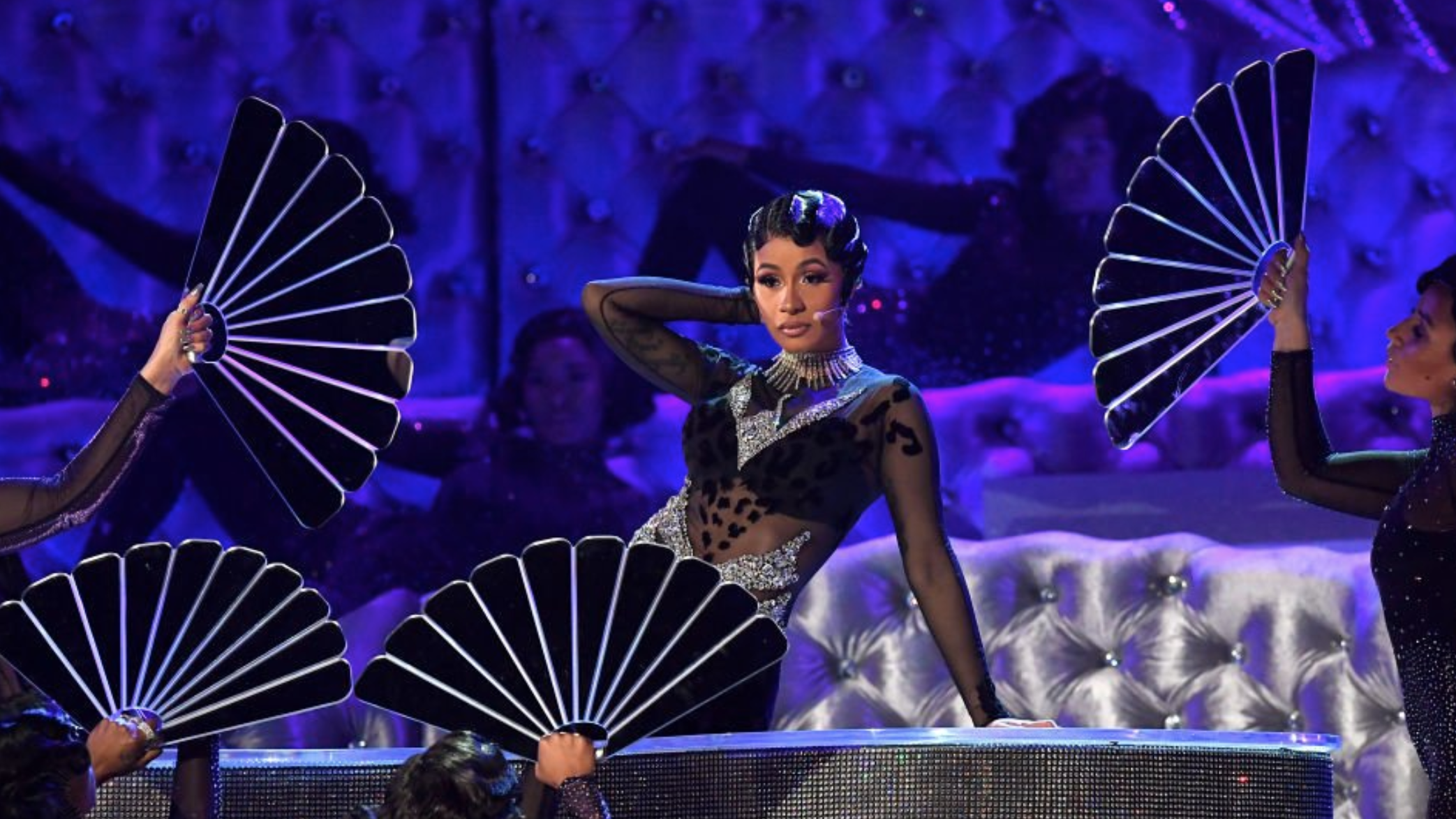 Cardi B maps out 2019 summer tour, first-ever arena shows
