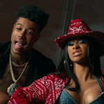 Cardi B Blueface Thotiana remix video