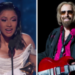 Cardi B thanks Tom Petty flowers 2019 Grammys