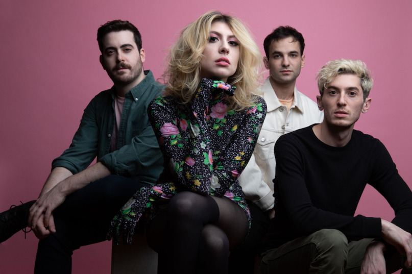 Charly Bliss Young Enough Capacity Ebru Yildiz