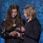 Chris Cornell's children accept his Grammy Award