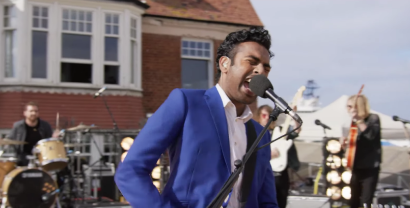 The Beatles never existed in the trailer for Danny Boyle's new film