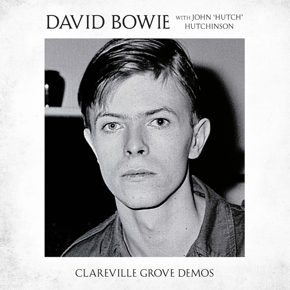 David Bowie Clareville Grove Demos cover artwork