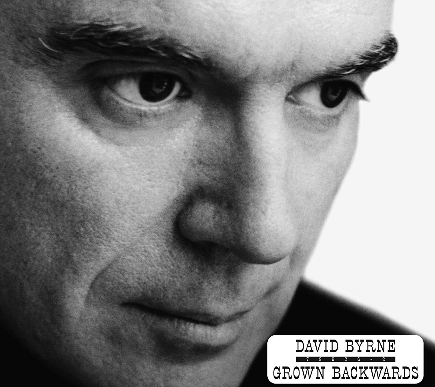 David Byrne Grown Backwards reissue vinyl