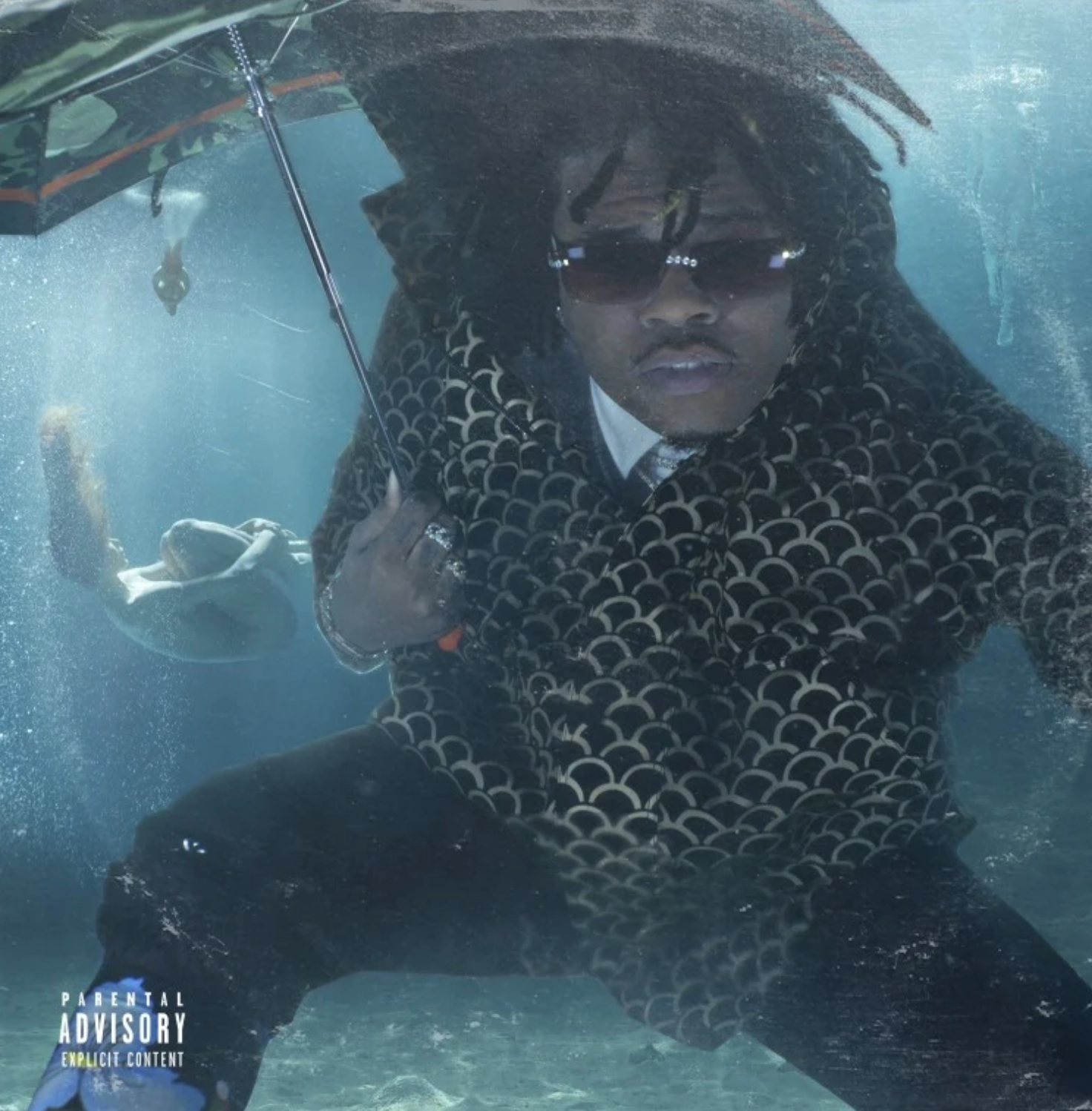 Drip or Drown 2 album cover artwork Gunna release new