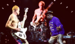 George Clinton and Red Hot Chili Peppers